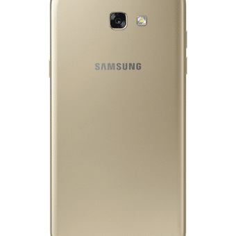 Samsung Galaxy A3 2017 Gold 4