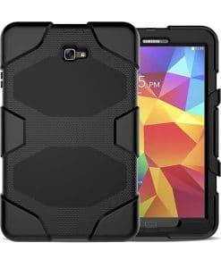 Samsung Galaxy Tab A 10.1 Heavy Duty, Musta.