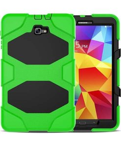 Samsung Galaxy Tab A 10.1 Heavy Duty, Vihreä.