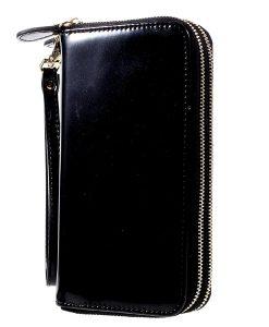 Universal 5.5 inch Wallet Pouch Käsilaukku, Black