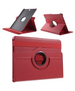 Samsung Galaxy Tab S2 9.7 Rotary Stand, Punainen.