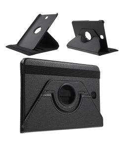 Samsung Galaxy Tab S2 8.0 Flip Cover, Musta.