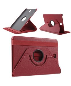 Samsung Galaxy Tab S2 8.0 Flip Cover, Punainen.