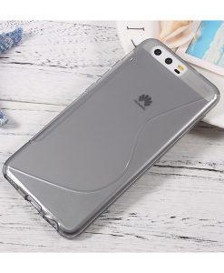 Huawei P10 S Shape TPU Case
