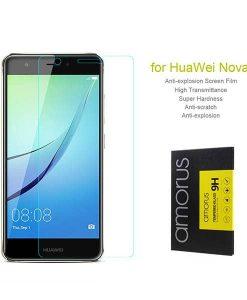 Huawei Nova AMORUS Karkaistu 9H Panssarilasi