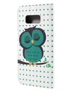Samsung Galaxy S8 Patterned Wallet Case