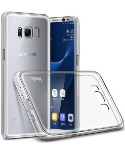 Samsung Galaxy S8 IMAK Clear Soft Case, Kirkas.