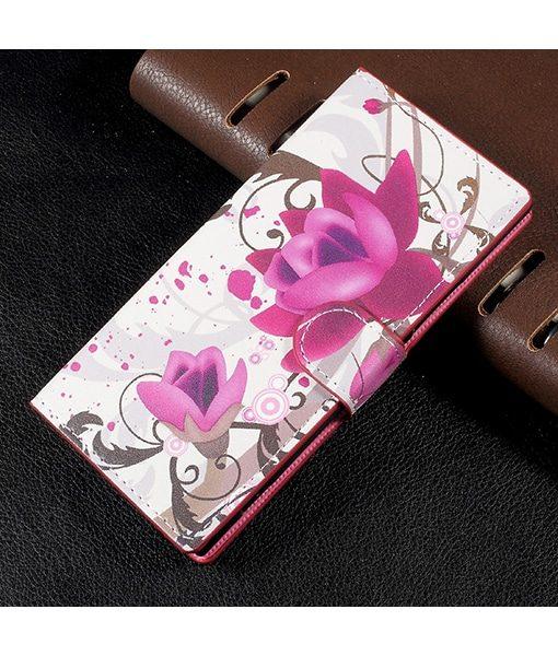 Sony Xperia XA1 Patterned Wallet Case
