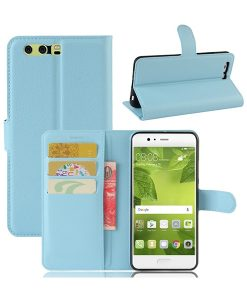 Huawei P10 Plus Wallet Leather Case