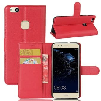 Huawei P10 Lite Wallet Leather Case