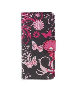 Huawei P10 Lite Patterned Wallet Case