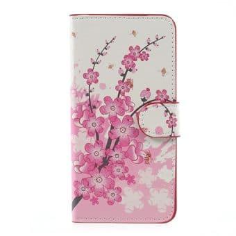 Huawei P10 Lite Patterned Wallet Case