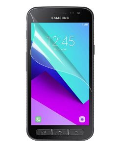 Samsung Galaxy Xcover 4 Clear LCD Suojakalvo, Kirkas.