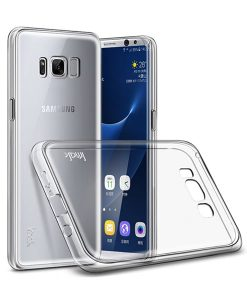 Samsung Galaxy S8+ IMAK Clear Soft Case, Kirkas.