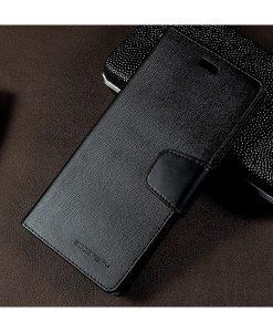 Samsung Galaxy S8+ Mercury Sonata Suojakotelo, Musta.