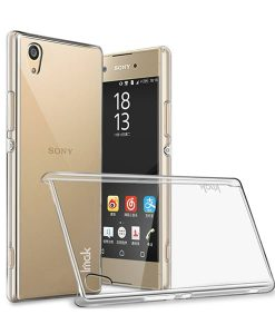 Sony Xperia XA1 Ultra IMAK Clear Soft Case, Kirkas.
