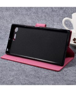 Sony Xperia XZ Premium Wallet Flip Cover, Tribal Tribe.