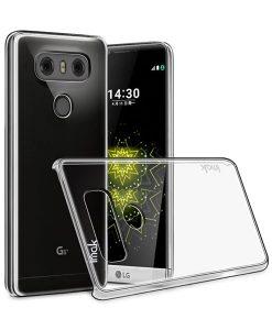 LG G6 IMAK Clear Soft Case, Kirkas.