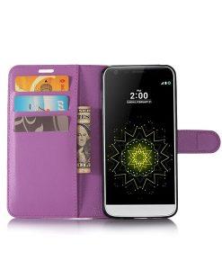 LG G6 Wallet Leather Case