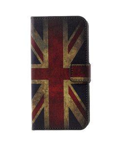 LG G6 Pattern Printing Wallet Case, UK Flag