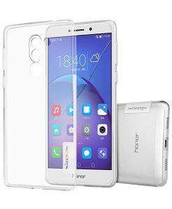 Huawei Honor 6X NILLKIN 0.6mm TPU Case, Valkoinen.