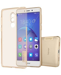 Huawei Honor 6X NILLKIN 0.6mm TPU Case, Ruskea.