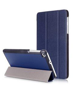 Huawei MediaPad T2 7.0 Tri-fold Case, Dark Blue.