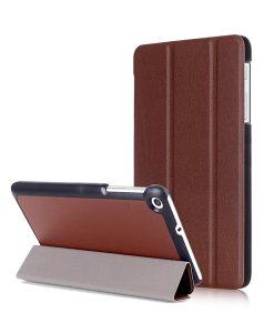 Huawei MediaPad T2 7.0 Tri-fold Case, Ruskea.
