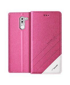 Huawei Honor 6X TSCASE Flip Case, Rose.