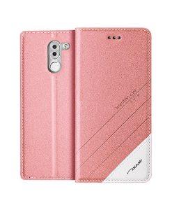 Huawei Honor 6X TSCASE Flip Case, Pink.