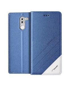 Huawei Honor 6X TSCASE Flip Case, Sininen.