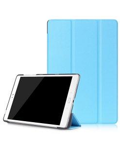Asus ZenPad 3S 10 10.1 Tri-fold Smart Case, Sininen.