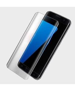 Samsung Galaxy S8+ AMORUS Full Size Panssarilasi, Kirkas.