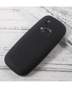 Nokia 3310 Matte TPU Cover, Musta.