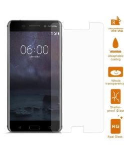 Nokia 6 Tempered Glass Panssarilasi