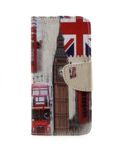 Huawei Honor 9 Pattern Printing Wallet Case, Big Ben.
