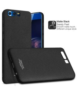 Huawei Honor 9 IMAK Silky Suojakuori, Matte Black.