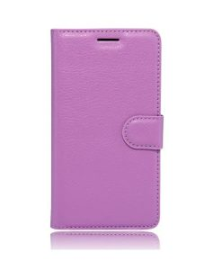 Lenovo P2 Wallet Leather Case, Lila.