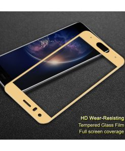 Huawei Honor 9 IMAK HD Full Coverage, Gold.