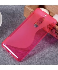 Nokia 5 Geeli S-line Suojakuori, Pink.