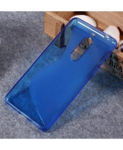 Nokia 5 Geeli S-line Suojakuori, Sininen.