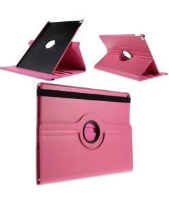 "Apple iPad Pro 12.9"" Rotary Stand Suojakotelo, Rose."