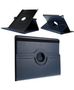 "Apple iPad Pro 12.9"" Rotary Stand Suojakotelo, Dark Blue."