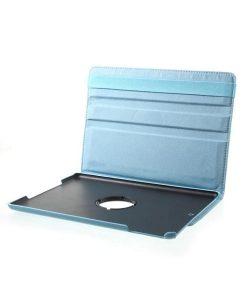 Apple iPad 9.7 (2017) Rotary Stand Suojakotelo, Sininen.