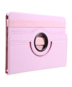 Samsung Galaxy Tab S3 9.7 Rotary Stand Suojakotelo, Pink.