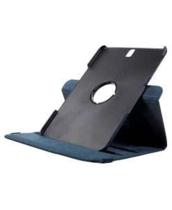 Samsung Galaxy Tab S3 9.7 Rotary Stand Suojakotelo, Dark Blue.