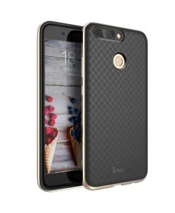 Huawei Honor 8 Pro IPAKY Hybrid Case Cover, Gold.