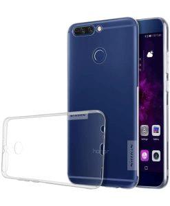 Huawei Honor 8 Pro NILLKIN 0.6mm TPU Case, Kirkas.