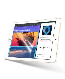 Apple iPad 9.7 (2017) Ultra Clear LCD Suojakalvo, Kirkas.