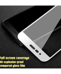 Huawei Honor 8 Pro IMAK HD Full Coverage, Valkoinen.